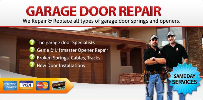 Garage Door Repair Queen Creek Az